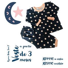 Pijama de Bebê