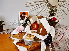 Ecobag de Café da Manhã Saudável
