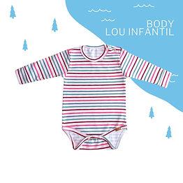 Body Lou Infantil