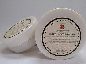 Manteiga Artesanal Corporal e Capilar