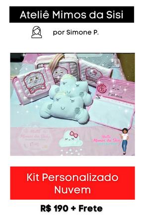 Kit Personalizado Nuvem