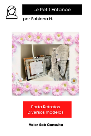 Porta Retratos | Diversos modelos