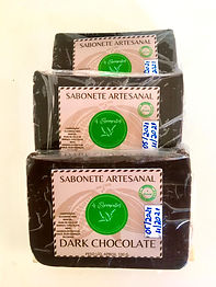 Sabonete Dark Chocolate