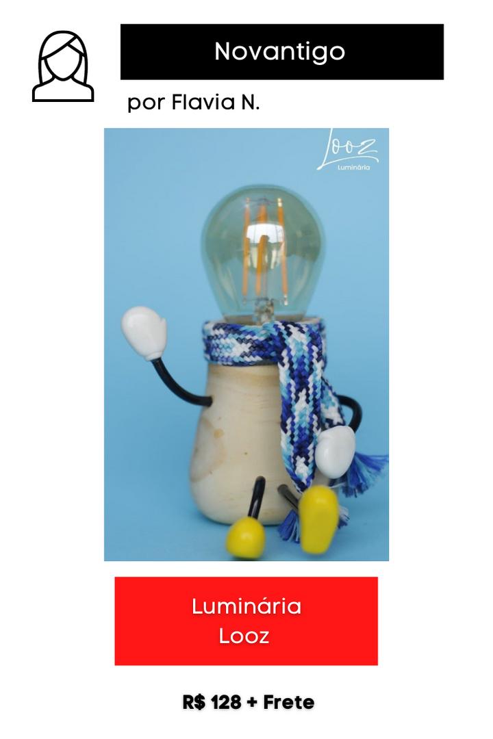 Luminária Looz