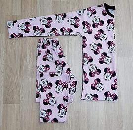 Pijama Infantil Inverno em Malha