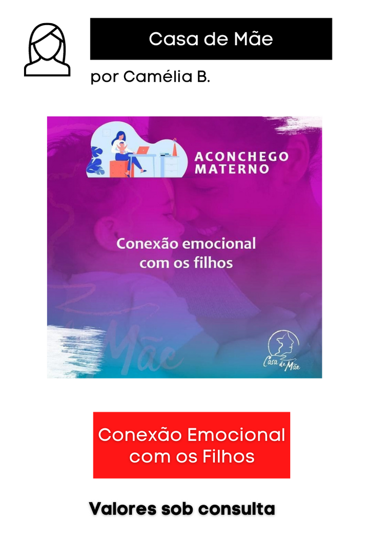 Conexão Emocional com os Filhos