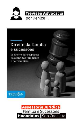 Assessoria Jurídica | Direito de Família e Sucessões