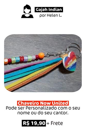 Chaveiro Now United