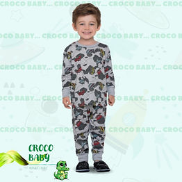 Pijama Longo Carros