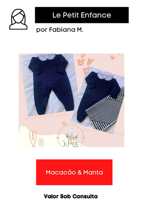 Macacão & Manta