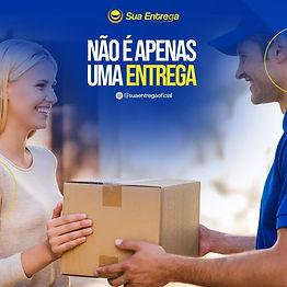 Serviço de entrega para E-Commerce e Pequenas Empresas