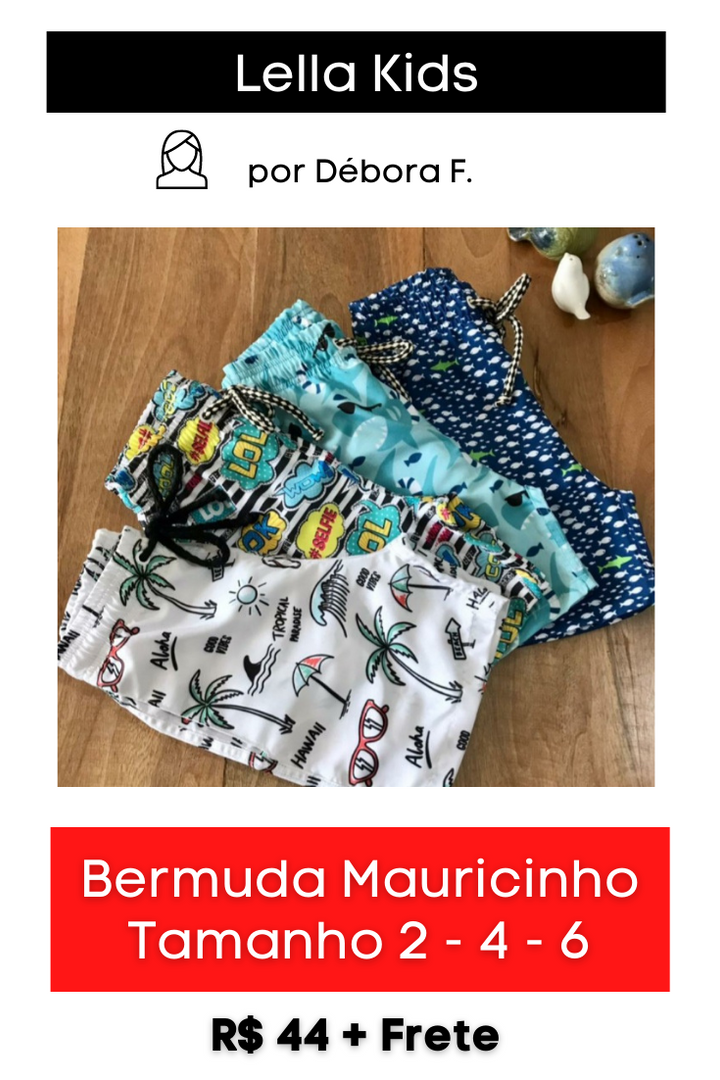 Bermuda Mauricinho