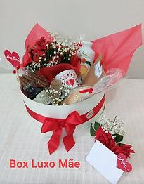 Cesta Box Luxo Mãe