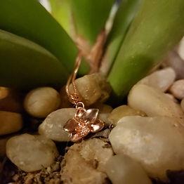 Colar Orquídea