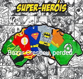 Bodies Super Heróis