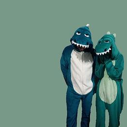 Pijama Dinossauro