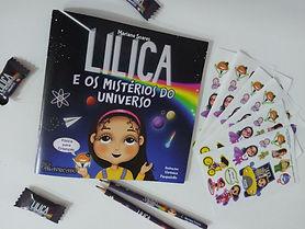 Lilica e os Mistérios do Universo