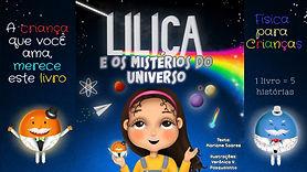 Livro: Lilica e os Mistérios do Universo