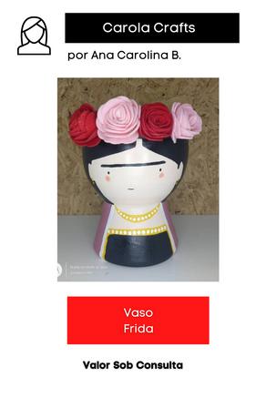 Vaso Frida