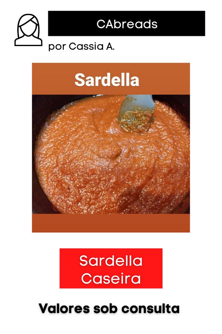 Antepasto: Sardella
