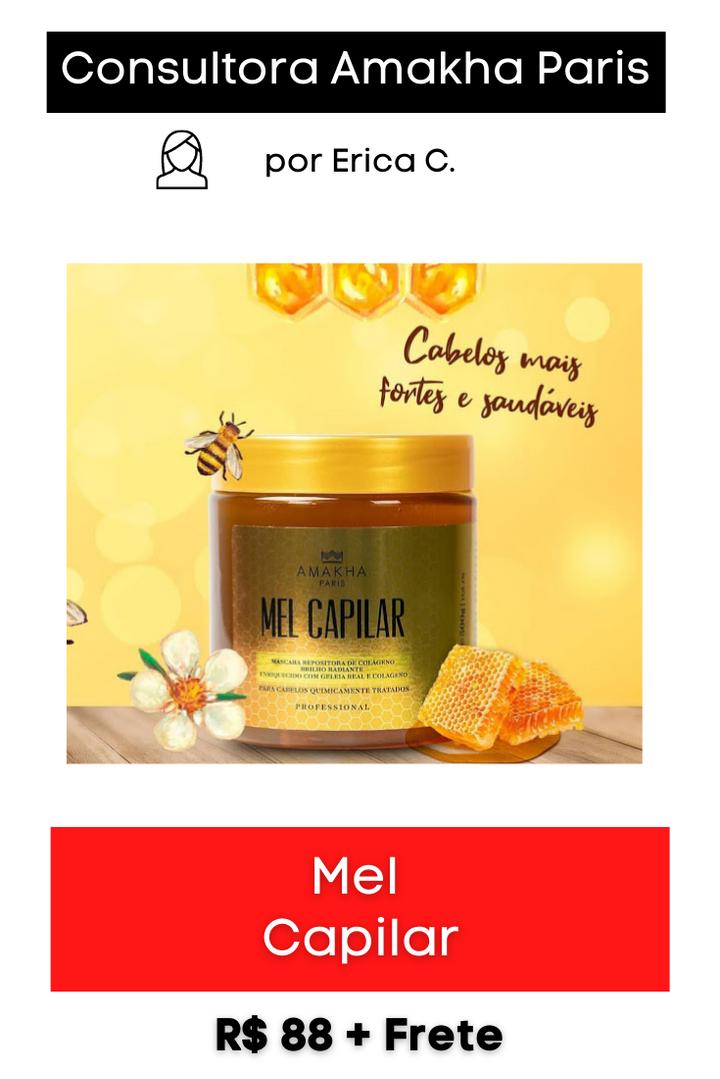 Mel Capilar