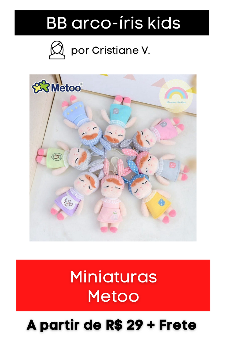 Miniaturas Metoo
