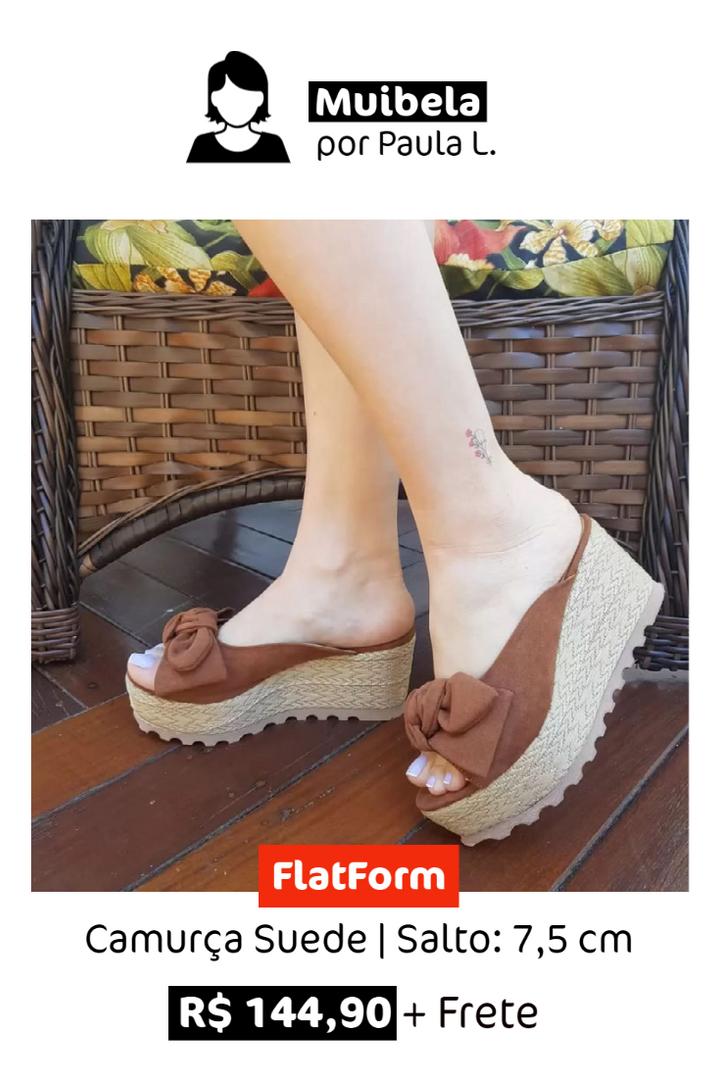 FlatForm | Salto: 7,5cm