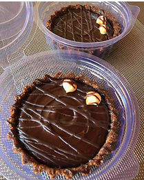 Torta Chocolatuda de Avelã