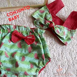 Conjuntinho Baby