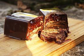 Barra de Chocolate Chocotopia - 500gr