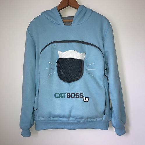 CatBoss TV Cat Hoodie