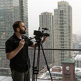 Professional videographer Brad Podowski