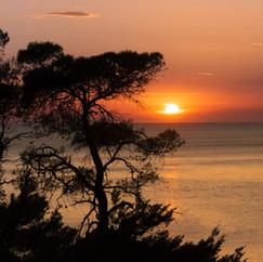 Skyros Sunset