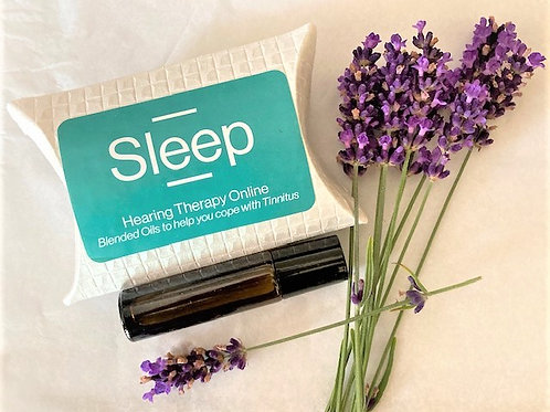Sleep Solution: Blended essential Oils for Tinnitus