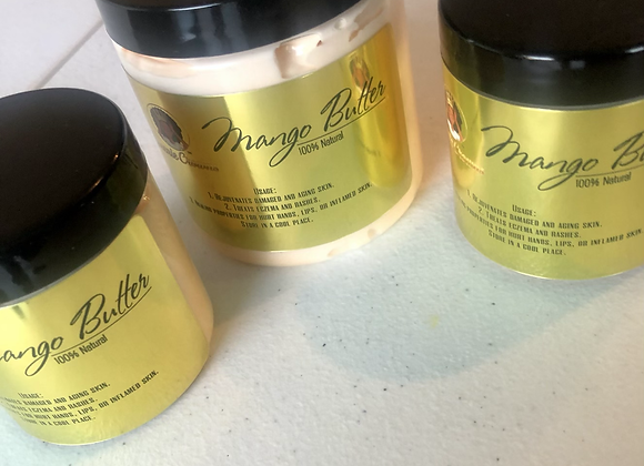 Mango Butter 8 oz