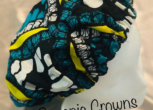 QC Adult Print Bonnets