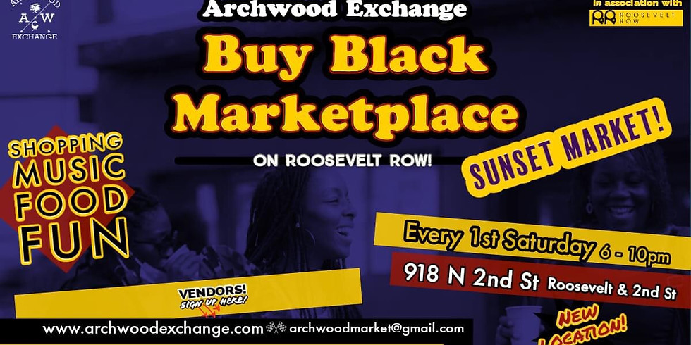 Buy Black Marketplace
