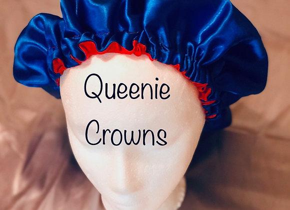 QC Adult Satin Bonnets