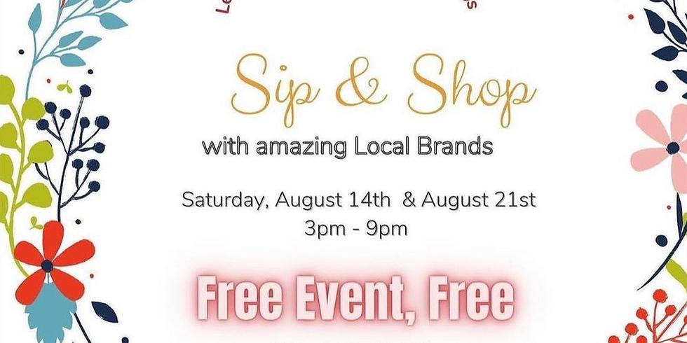 AZ Mills Sip & Shop 8/21