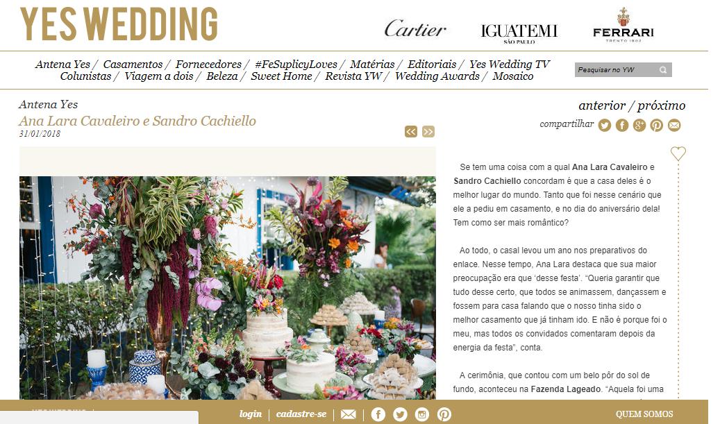 Blog Yes Wedding