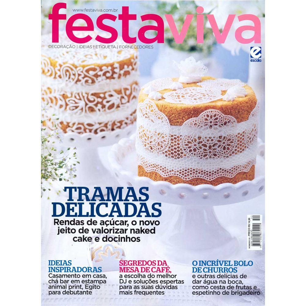 Revista Festa Viva ed. 52