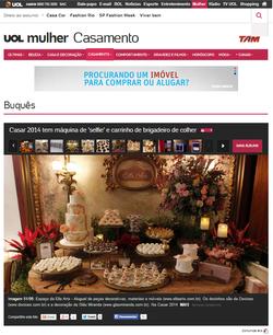 UOL - Casar 2014