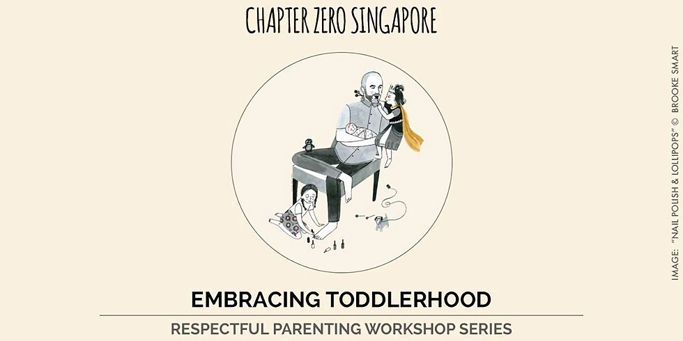 Embracing Toddlerhood I: Peaceful Partnerships (SOLD OUT)