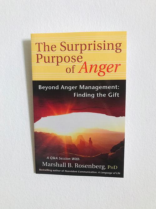 The Surprising Purpose of Anger By Marshall B. Rosenbeg