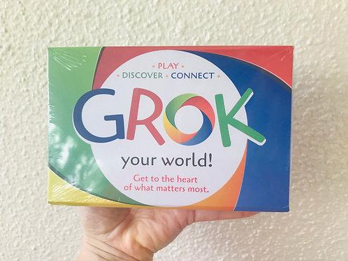 GROK Your World Cards