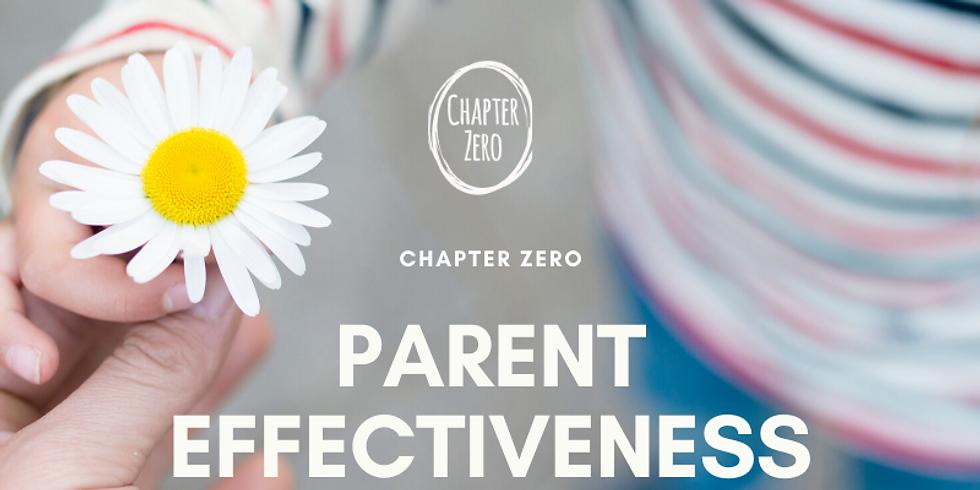 Parent Effectiveness Training - November 2020