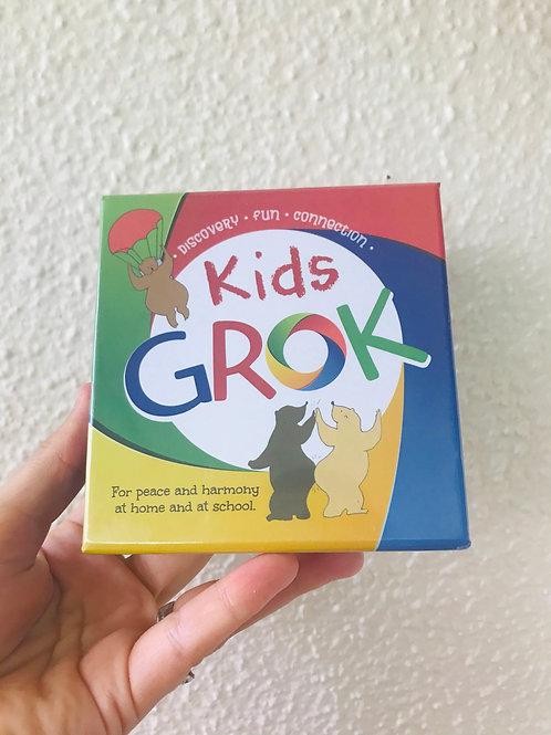 Kids GROK Cards