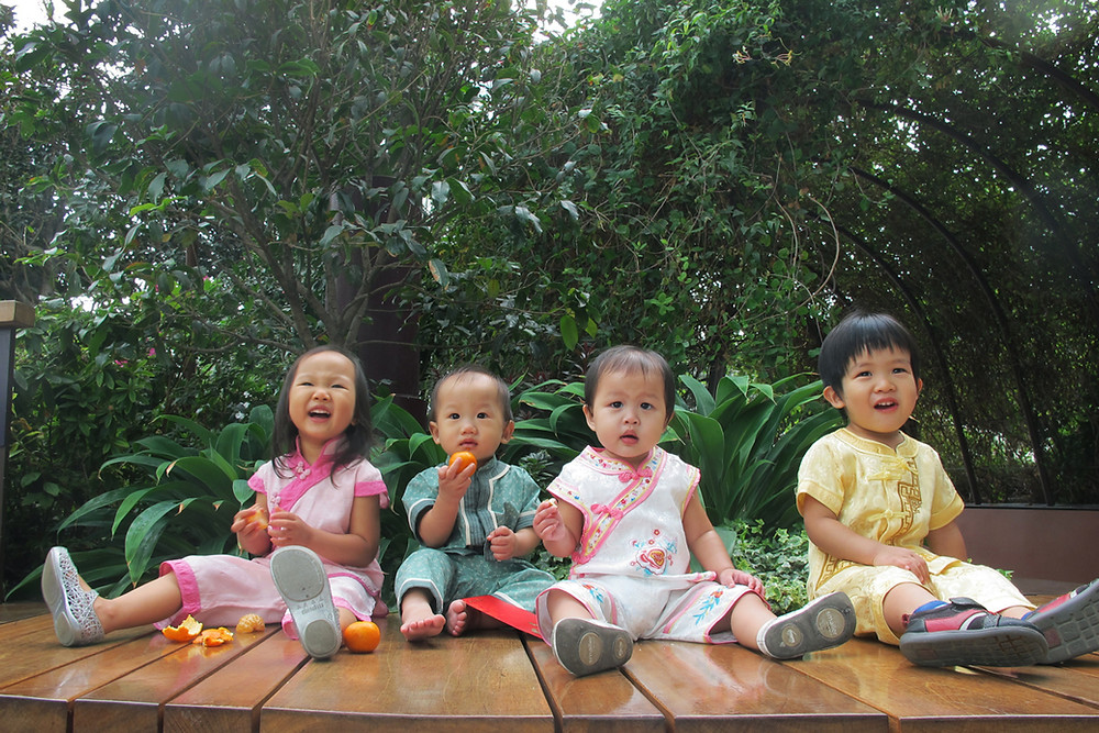 Chapter Zero Singapore | Parenting | Chinese New Year Survival Guide | Photo courtesy of Stephanie