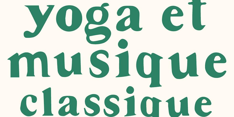 Yoga et musique classique