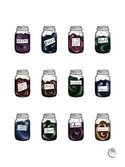 Inspirational Jars